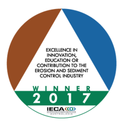 WINNER for Excellence in Innovation, Contribution, Education  (ICE)