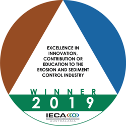 2019 Excellence in Innovation, Contribution, Education  (ICE) - WINNER